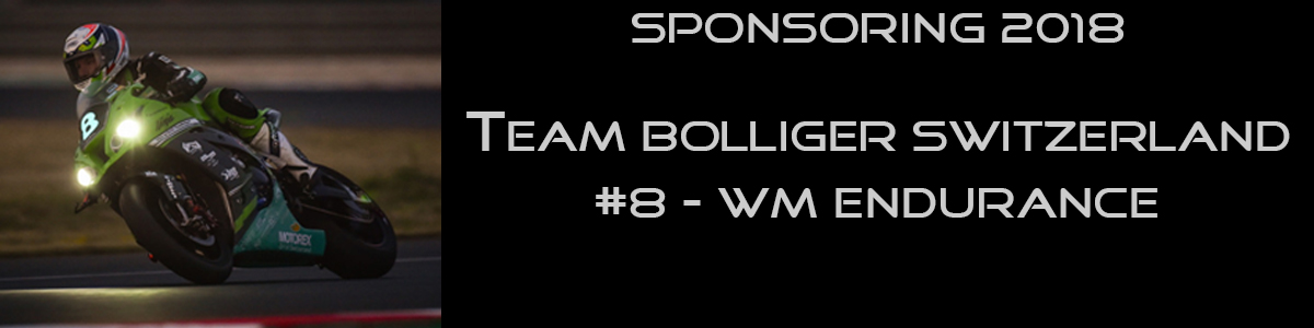 #8 - Team Bolliger Switzerland