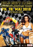 Flyer Motocross Warm-Up Party Sport Rock Café - 2010
