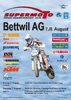 Plakat Bettwil - 2010