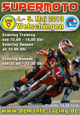 Plakat Welschingen 2013